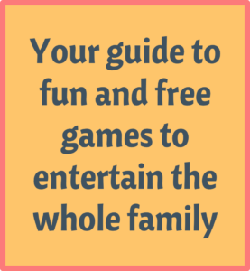 Free Family Games